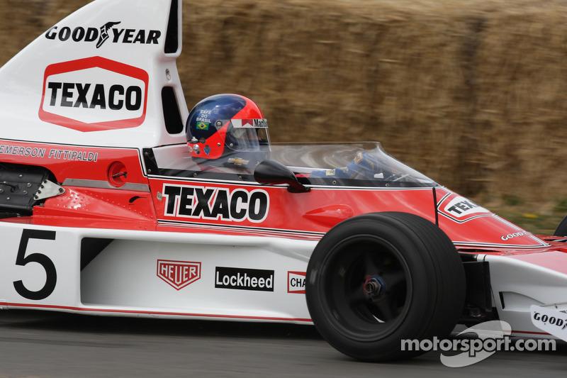 1974: McLaren M23