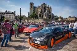 Supercars presentatie: Bugatti Veyron