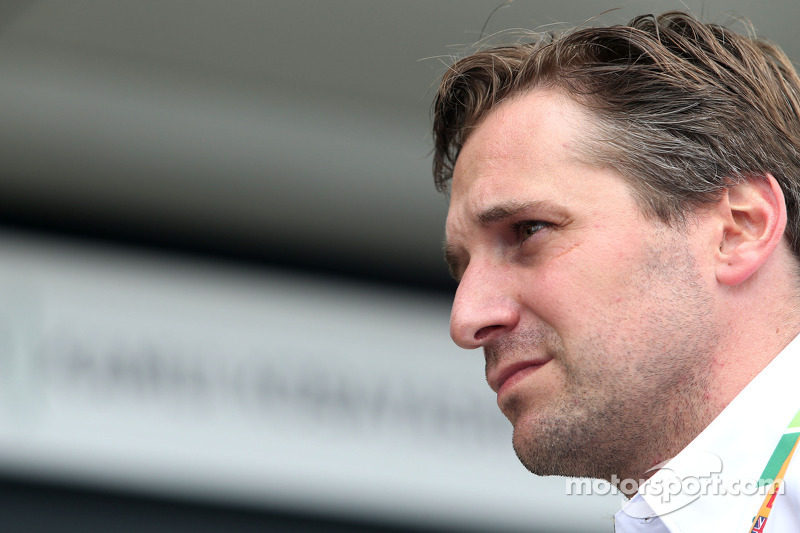 Christijan Albers, Teammanager, Caterham F1 Team