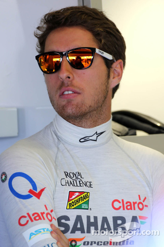 Daniel Juncadella, Testfahrer, Sahara Force India F1 Team
