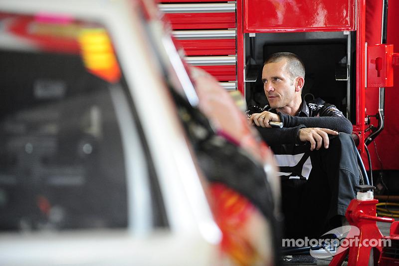 Chip Ganassi Racing ekip üyesi