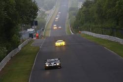 #777 H&R Spezialfedern 福特 GT3: 尤尔根·阿尔岑, 多米尼克·施瓦格