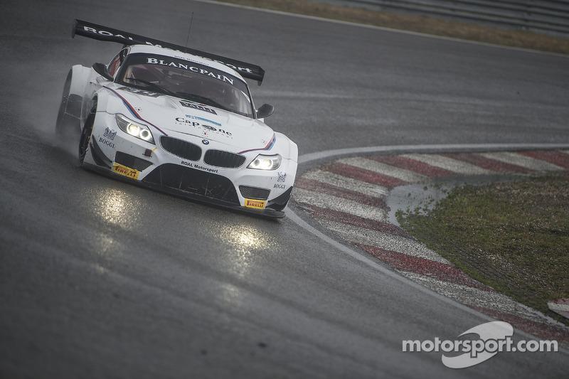 #34 Roal Motorsport 宝马 Z4: 大卫·福马内利, 斯蒂法诺·科伦布