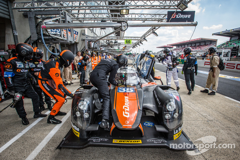 #35 OAK Racing Ligier - Nissan: Alex Brundle, Jann Mardenborough, Mark Shulzhitskiy