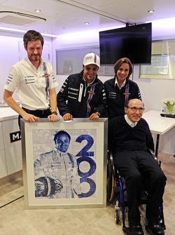 200-й старт у Ф1 Феліпе Масси