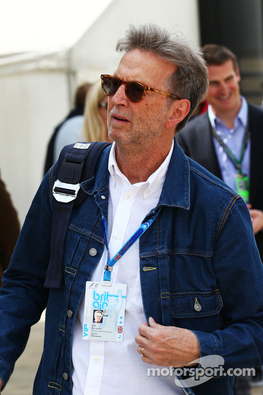 Eric Clapton, Rock Efsanesi