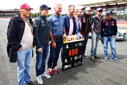 RTL feiert 400. F1-Rennen