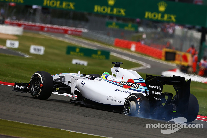 Felipe Massa: 261 Rennen