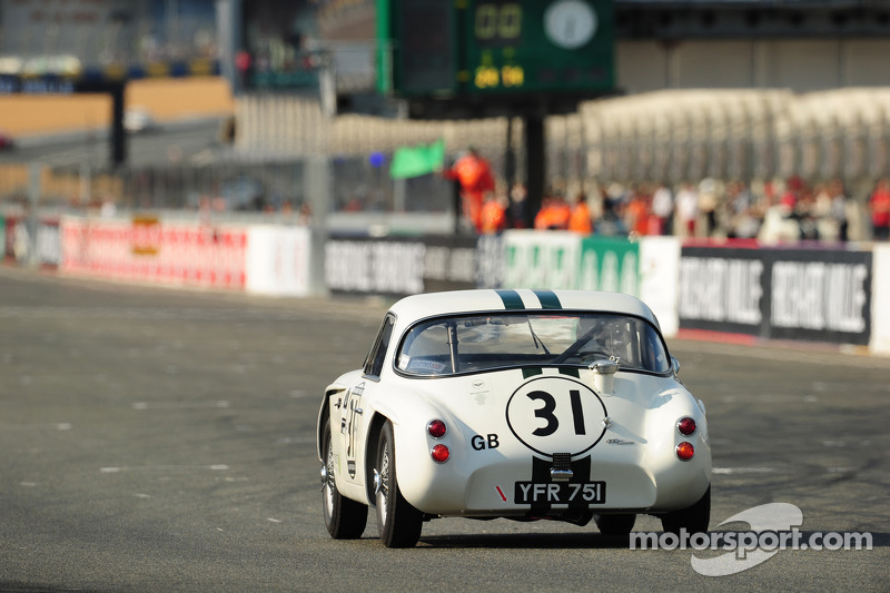 TVR Grantura MK III 1962