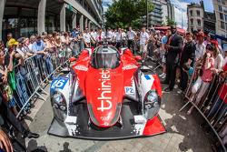 #46 Thiriet By TDS Racing Ligier JS P2 - Nissan