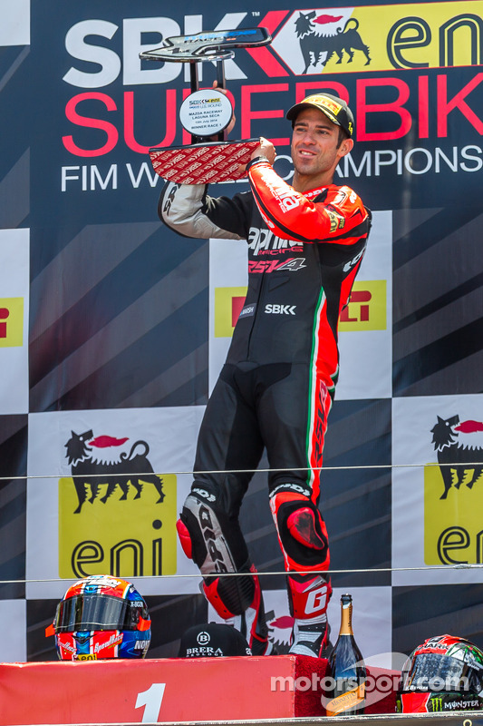 Corrida 1 vencedor Marco Melandri