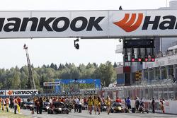 F3 start gridi
