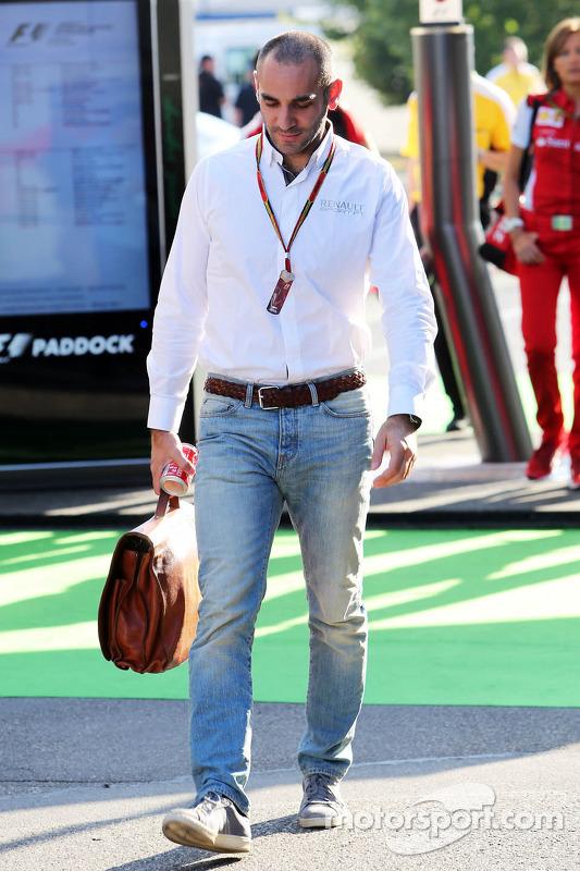 Cyril Abiteboul, Renault Sport F1 Genel Müdürü