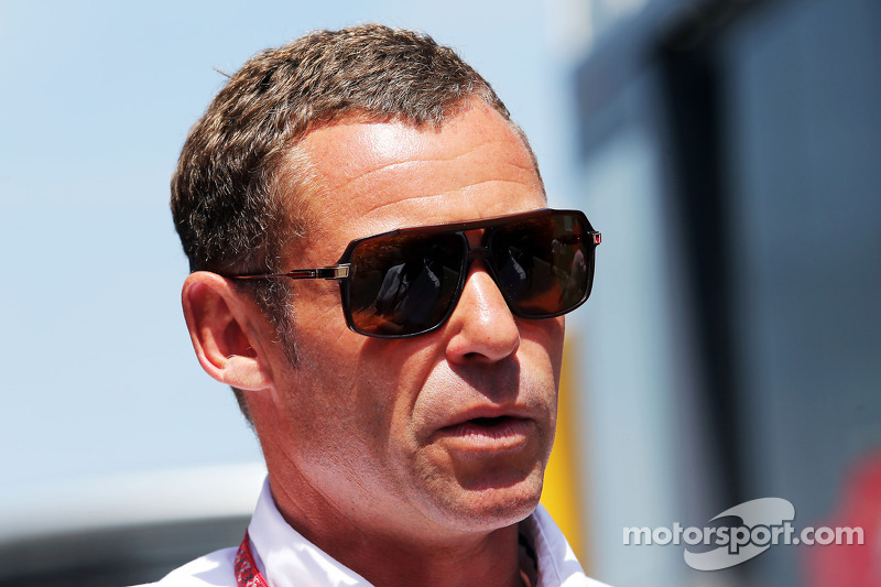 Tom Kristensen, FIA Steward