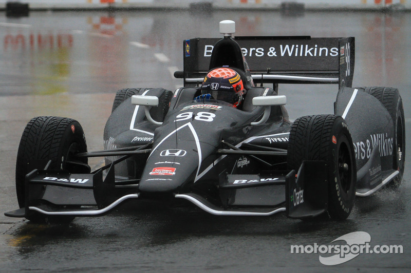 Jack Hawksworth, BHA / BBM con Curb-Agajanian Honda