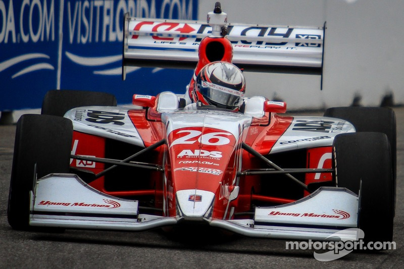 Zach Veach, Andretti Autosport