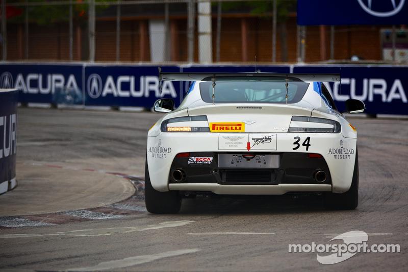 #34 TRG AMR Aston Martin Vantage GT4: Nick Esayian