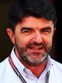 Luis Garcia Abad, Manager von Fernando Alonso