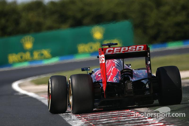 Jean-Eric Vergne , Scuderia Toro Rosso