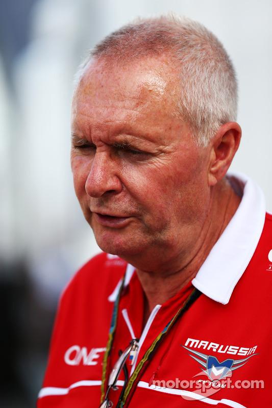 John Booth, Marussia F1 Team