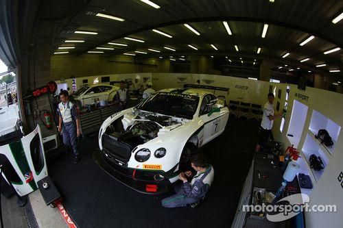 M-Sport Bentley