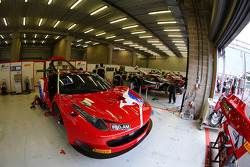 SMP Racing Ferrari