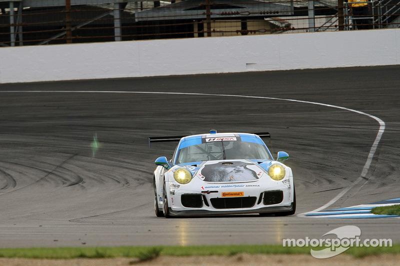 #19 Muehlner Motorsports America Porsche 911 GT America: Mark Kvamme, Randy Pobst