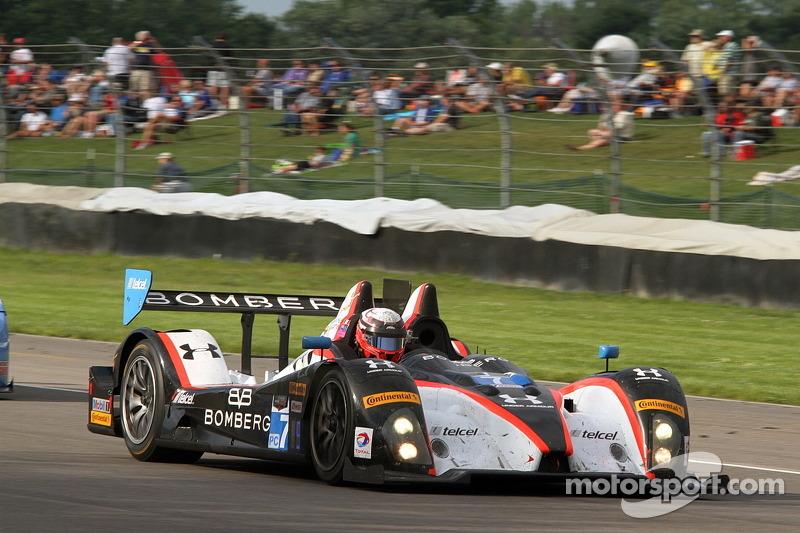 #7 Starworks Motorsport ORECA FLM09: 马丁·弗恩塔斯, 约翰·马丁