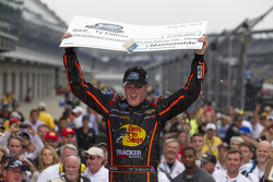 Race winner Ty Dillon