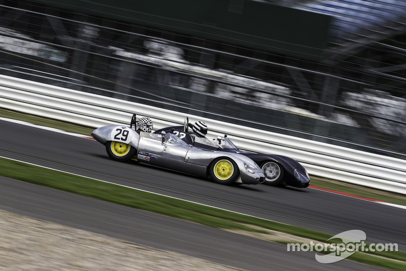 #29 Lola Mk1 Prototype: Keith Ahlers, James Bellinger