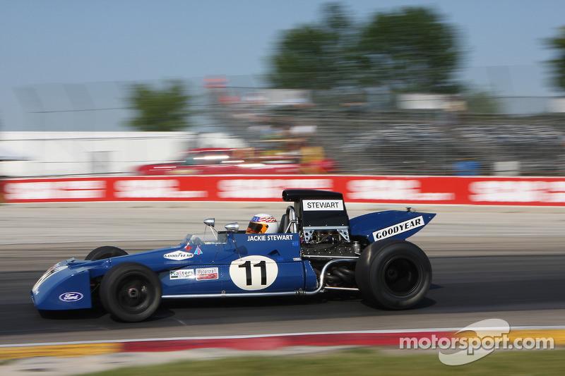 #11 1971 Tyrrell 002: John Delane