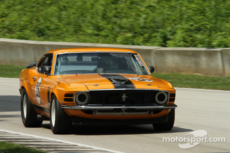 #26 1970 Ford Mustang Boss 302:Scott Heider