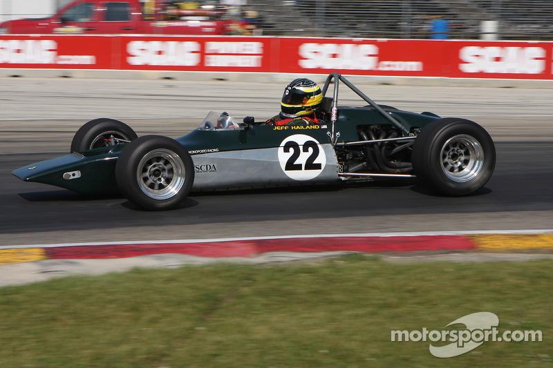 #22 1971 Lotus 69B: Jeffress Hail和