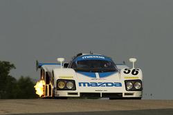 #56 1990 Mazda 787: Robert Davis