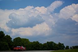 #61 R. Ferri Motorsport 法拉利 458 GT3 Italia: 安东尼·拉扎罗