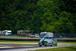 #14 Motorsports Development Ford Fiesta: Nathan Stacy