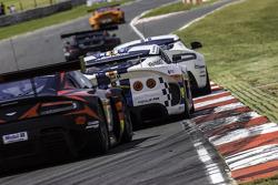 #48 Fox Motorsport Ginetta G55 GT4: Jamie Stanley, Paul McNeilly