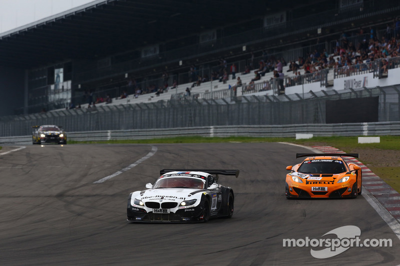#20 BMW Sports Trophy Team Schubert, BMW Z4 GT3: Dominik Baumann, Thomas Jäger, Max Sandritter, Jens