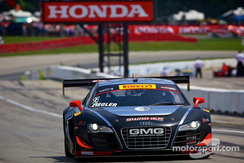 95 Global Motorsports Group Audi R8 Ultra: Bill Ziegler