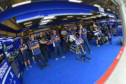 Yamaha garajı