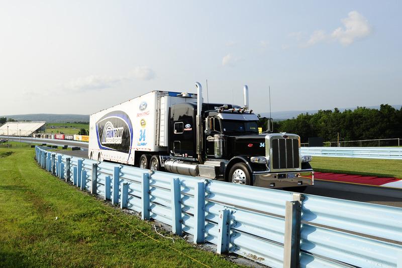 Frontrow Motorsports autotrasportatore