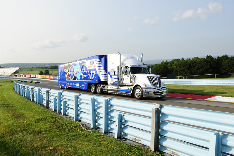 Hauler di Ricky Stenhouse Jr., Roush Fenway Racing Ford