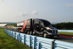 Hauler of Aric Almirola, Richard Petty Motorsports Ford