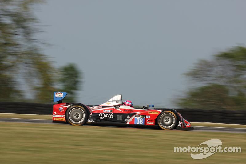 #38 Performance Tech Motorsports Oreca FLM09 雪佛兰: 詹姆斯·弗兰奇, 大卫·奥斯特拉