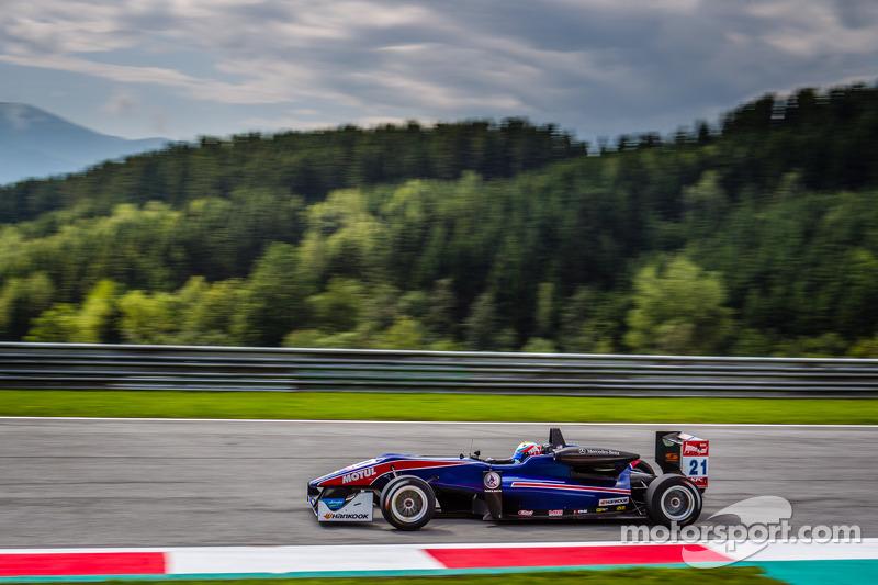 Felix Serrales, Team West-TecF3 Dallara F312 Mercedes