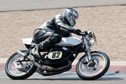 Liam McCarter, Yamaha 350cc