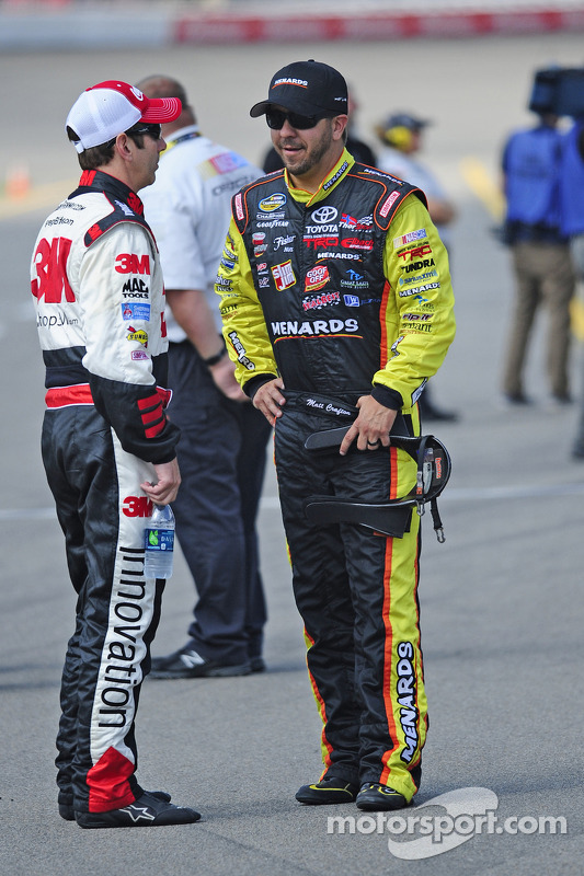 Matt Crafton, Furniture Row Racing Chevrolet