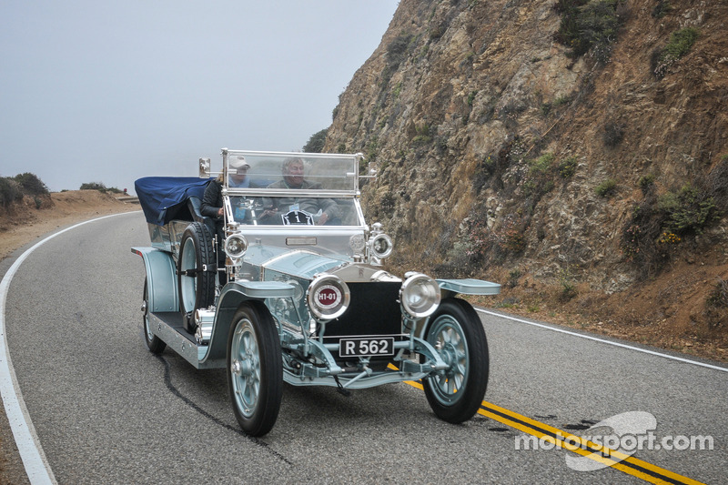 1908 Rolls-Royce Silver Ghost Barker Roi des Belges