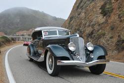 1933 克莱斯勒 CL Imperial Custom LeBaron Phaeton