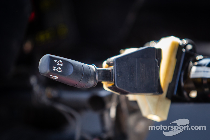Comando tergicristalli sulla #43 Hoonigan Racing Division Ford Fiesta ST